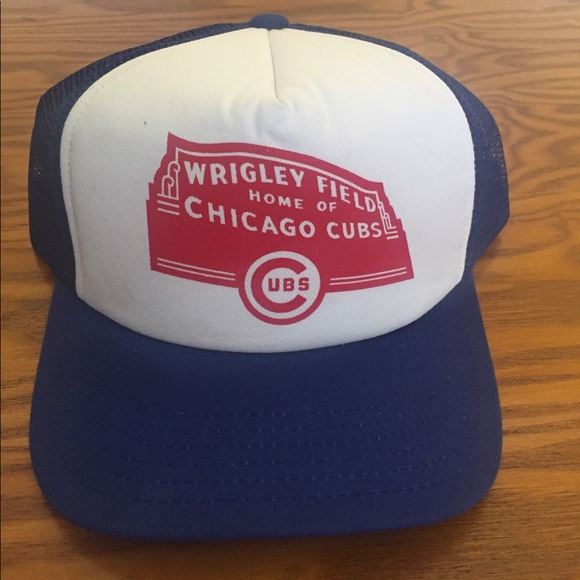 American Needle Other - Chicago Cubs home hat. 097a0868f84